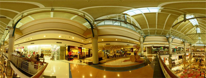 Central Airport Plaza Shopping Mall Panorama Preview