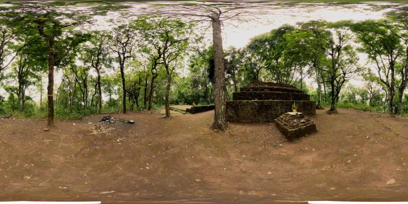 San Ku Forest Chedi May 2015 Panorama Panorama Preview