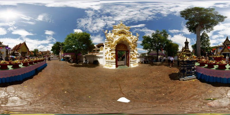Inthakin Chiang Mai Virtual Tour Panorama Preview