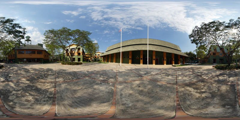 Prem Tinsulanonda International School 2017 Panorama Panorama Preview