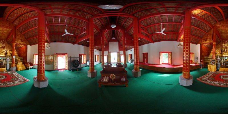 Wat Ban Ping Wihan Panorama Panorama Preview