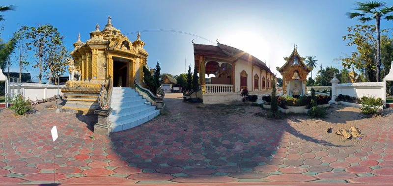 Wat Buak Krok Neua Panorama Preview