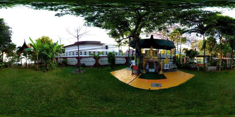 Wat Umong Maha Thera Chan Panorama Preview