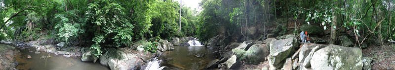 Pala-U Waterfall 2007 Panorama Preview