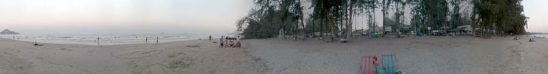 Suan Son Beach 2004 Panorama Preview