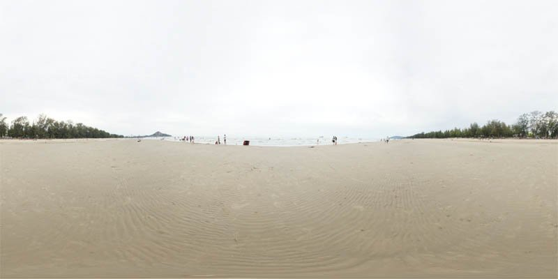 Suan Son Beach 2014 Panorama Preview