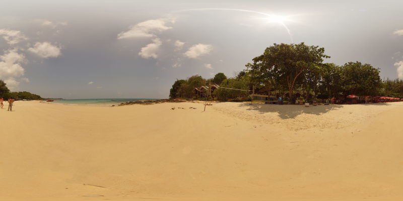 Tabtim Resort Ko Samet 2014 Panorama Preview