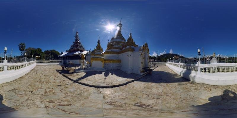 Wat Chong Glang 2018 Panorama 2 Panorama Preview