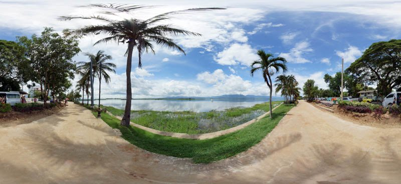 Payao Lakeside September 2016 Panorama Panorama Preview